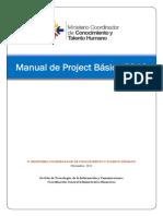 Manual Basico Project 2010