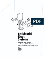 Residential Duct Systems