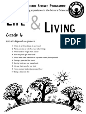 Life and Living [Grade 6 English] | Staple Foods