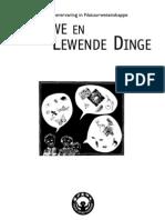 Die Lewe en Lewende Dinge [Graad 5 Afrikaans]