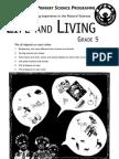Life and Living [Grade 5 English]