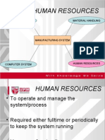 components of manufacturing system
