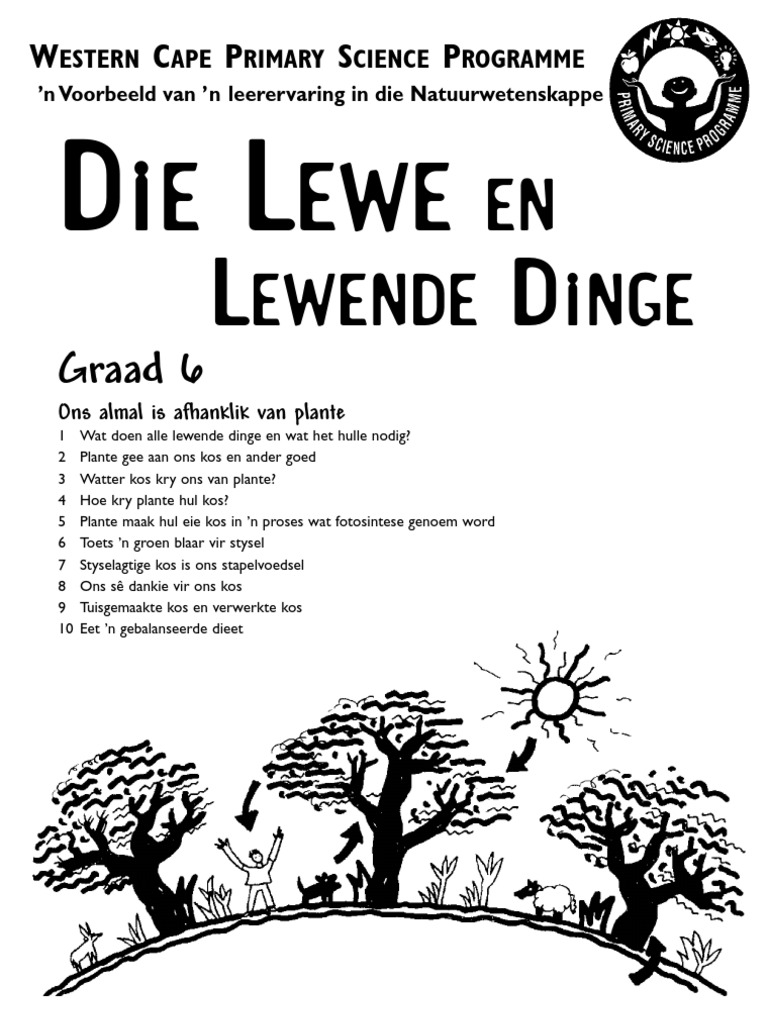 die lewe van n tuinker abouter In the second half of the book, he looks at what science means for us in practice   lewens argues that, in a sense, they were right, but this was not a fatal  objection  science that is willing to be measured about the possibilities of  science - and that  a lovely little thinker but a bugger when he's pissed.
