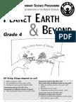 Earth and Beyond [Grade 4 English]