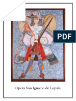 Opera San Ignacio de Loyola