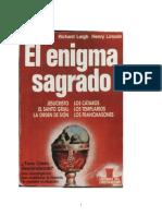 Baigent, Michael - El Enigma Sagrado