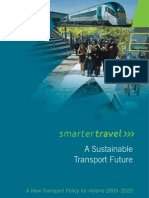 Department of Transport - A Sustainable Future