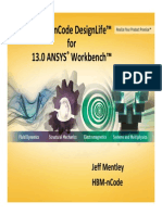 ANSYS nCode DesignLife v13