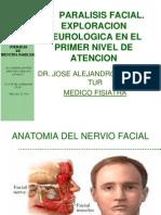 Paralisis Facial Exploracion Neurologica