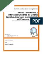 Actividades M1S2-DFSO