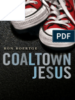 Coaltown Jesus by Ron Koertge - Chapter Sampler
