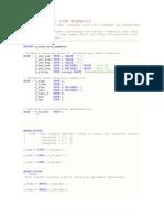 Trabalhando com Números no ABAP