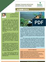Responsible Tourism News Letter_Kerala