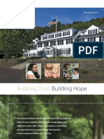 Silver Hill Hospital Annual Report