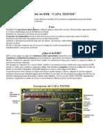 Capa Tester Probador de ESR Capacitores Electroliticos