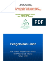 SubKomite Dalin Komite Medik - 08. Pengelolaan Linen RS