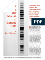 2013 Use and Misuse of Genetic Data Marchant_reprint.authcheckdam