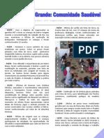 Informativo Vargem Grande Comunidade Saudável - Ano 1 - nº 6