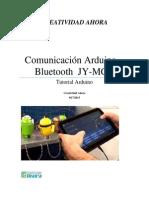 Tutorial Del Manejo Del Modulo Bluetooth JY