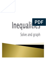 microsoft powerpoint - inequalities on a numberline b