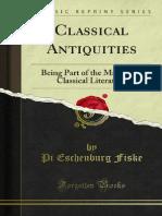 Classical Antiquities