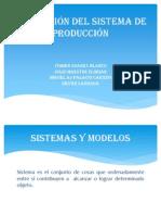 Simulación del sistema de producción