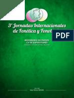 Resumenes CV Jornadasfyf