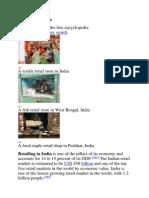 Retailing in India
