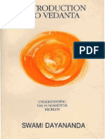 Intro to Vedanta - Psds