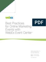 Events Best Practices