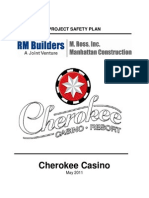 Cherokee Casino Safety Program