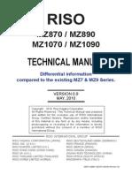 Riso+Mz870,+Mz890,+Mz1070,+Mz1090+Technical+Difference+ +Mz7,+Mz9