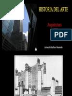 Arquitectura siglo XX