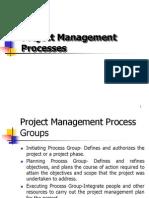 Chapter 2-Project Management Processes 2012