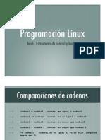 Programacion LINUX