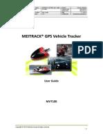 Meitrack Mvt100 User Guide v2.7