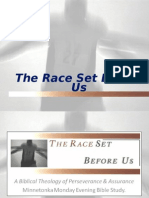 The Race Set Before Us--MMEBS 2
