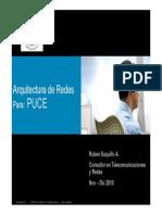 Network Architecture PUCE NOV2010
