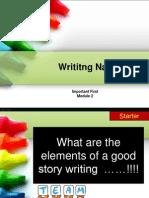 Writing a Narrative ECL 10 MODULE 2