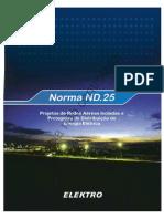 ND.25 - Projetos de Redes Isoladas e Protegidas