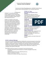 SCDM Handbook