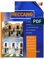 Sistema Constructivo MECANO