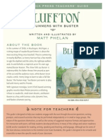 Bluffton Teachers' Guide