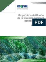 Diagnostico Del Diseno Cnch Primer Informe Sept 2013