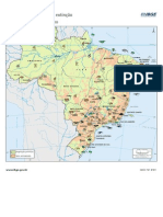Brasil Fauna Ameacada de Extincao Mamiferos