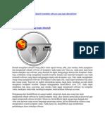 Memblok Software Yang Ingin Diinstall