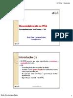 Program a Cao Client e Css 2013