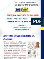 Unid 5 Control Estadistico de Procesos Parte 1 29-04-13