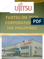 Fujitshu Die-tech Corporation of the Philippines