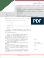 Ley 16744 Actualizada a 0ct 2011